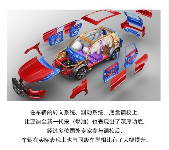 有品质更有内涵 严选好车之比亚迪全新一代宋