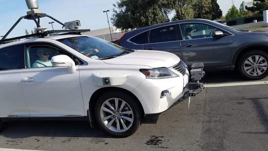 苹果自动驾驶测试车升至70辆 拥有近140位测试司机