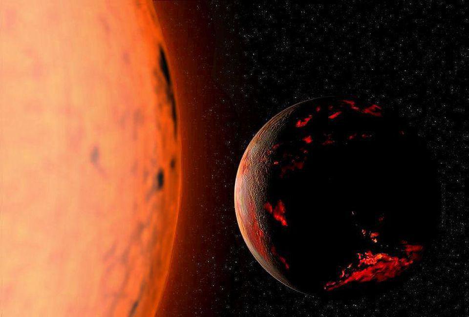 太阳死亡时体积膨胀100倍,地球可能被完全烧焦!