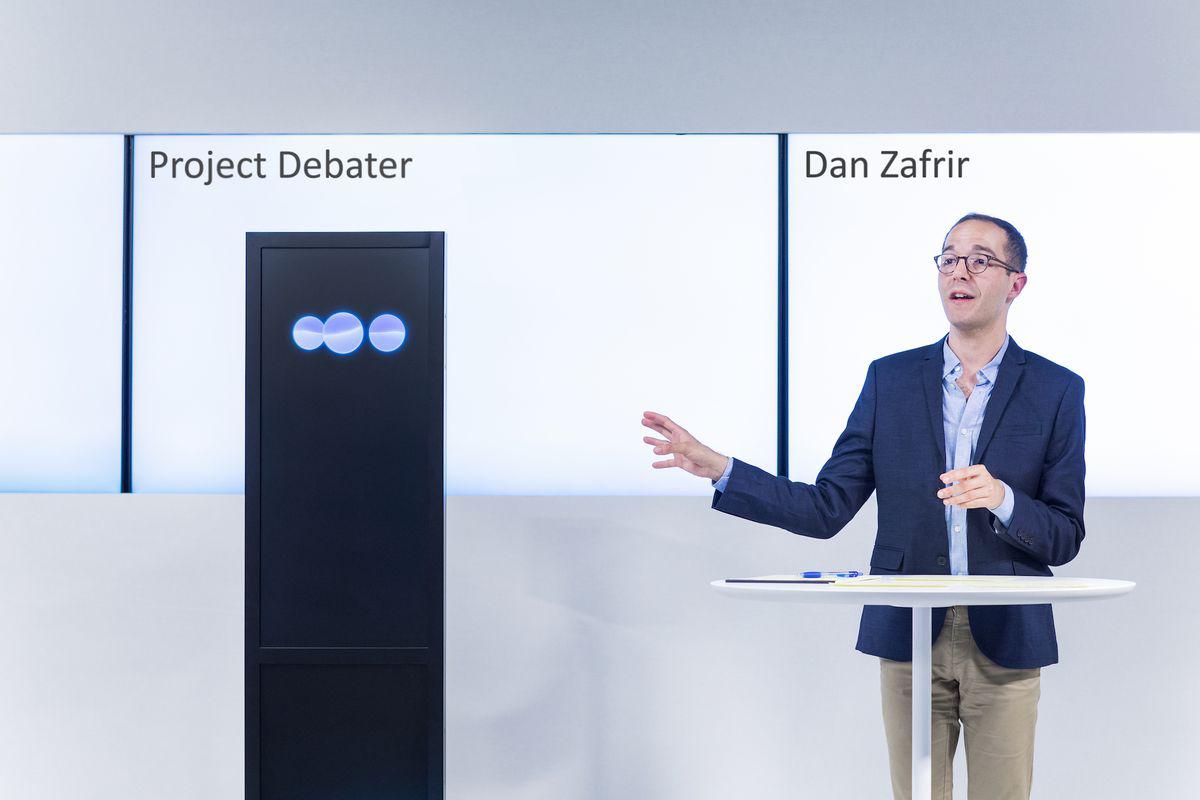 揭秘IBM AI辩手:AlphaGo之后新的里程碑?
