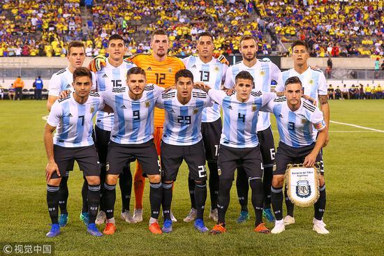 热身-二弟失灵迪巴拉替补 门神频救险!阿根廷0-0