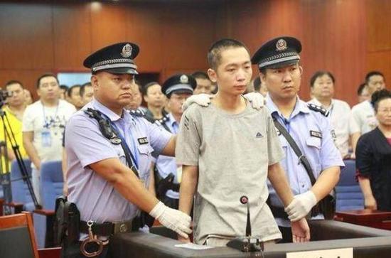 """陕西省米脂县""""4.27""""故意杀人案凶手赵泽伟"""