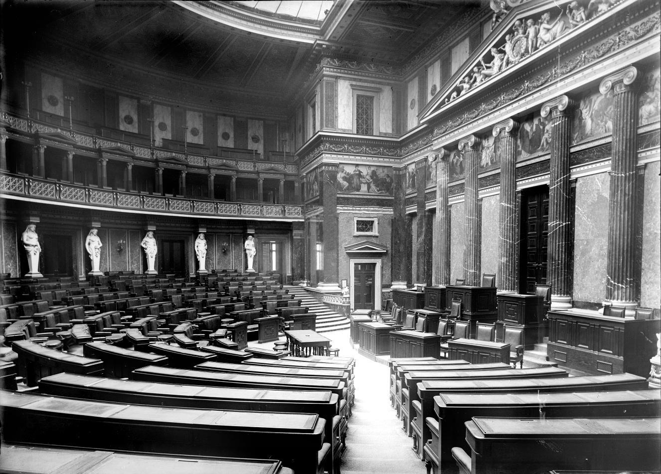 奥地利上议院,1902年