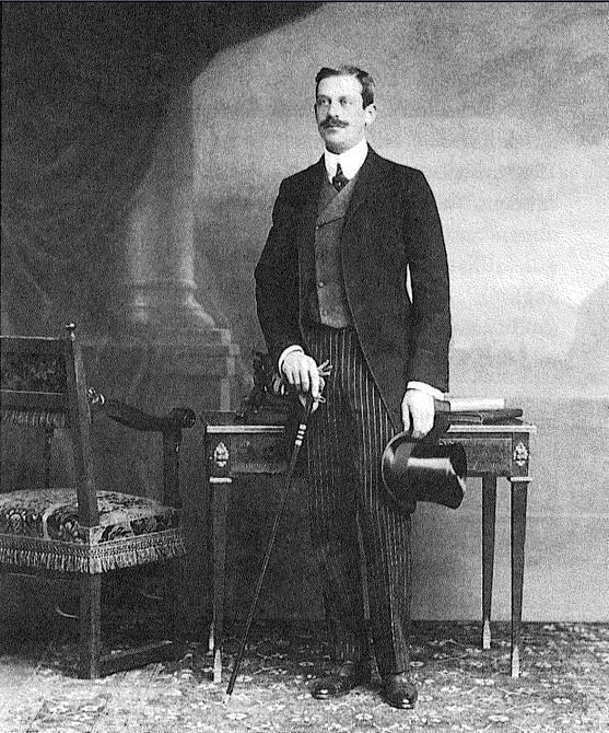 犹太裔奥地利贵族,阿尔方斯·詹姆斯·冯·罗特希尔德男爵