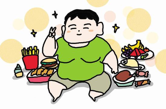 """新学期""""小胖子""""又多了 儿童应如何预防肥胖"""