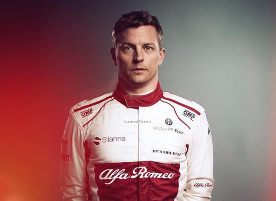 莱科宁转会索伯合同两年 17年前他从这里开上F1