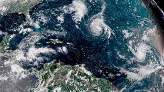 """飓风""""佛罗伦斯""""来袭 美国政府发布强制疏散令"""