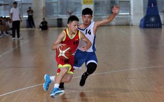 省运会男子乙组篮球比赛落幕 篮球项目圆满