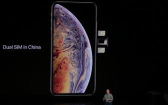购买需注意:iPhone Xs国行并不支持双卡双待