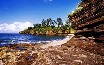 海丝明珠 魅力北海:让绿色成为北海的主色调