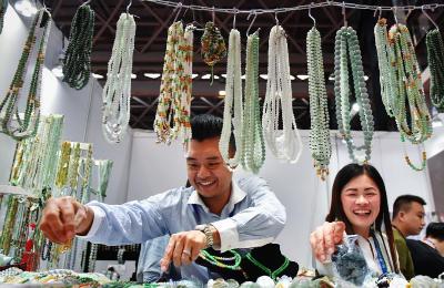 第十五届中国—东盟博览会举行