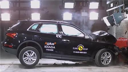 最安全的四款SUV