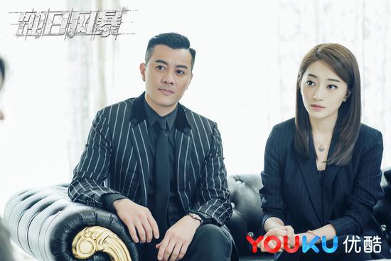 《蚀日风暴》曝预告片 张智霖薛凯琪王阳明错爱一生