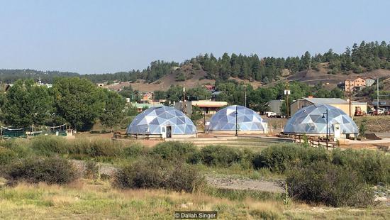 未来农业靠春季? 美国地热温室实现365天种植