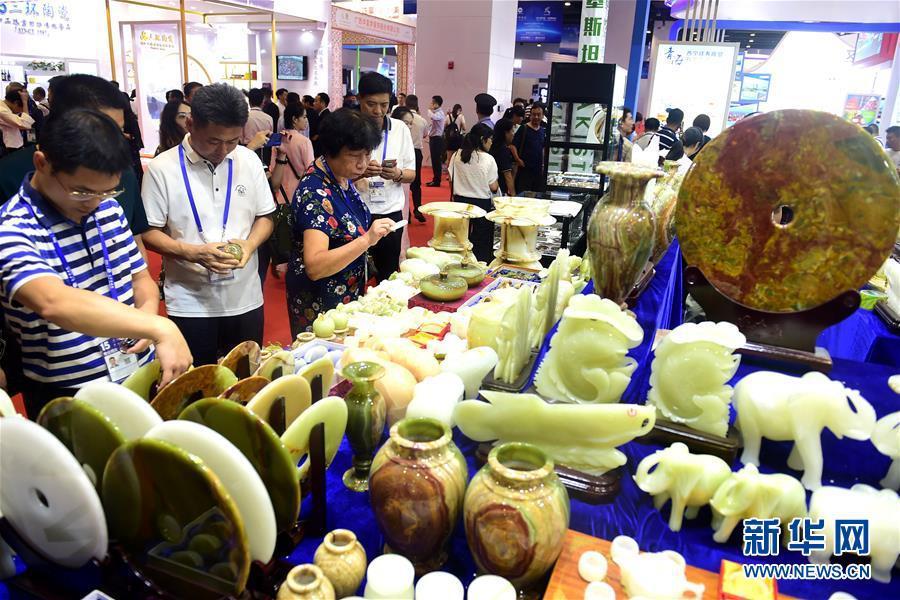 第十五届中国—东盟博览会在南宁举行