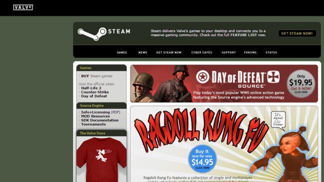 从下载器到理财平台 Steam15年变迁史