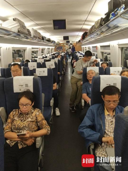 陕西宁强地震致高铁晚点 成都小夫妻西安参加完婚礼返程被困广元