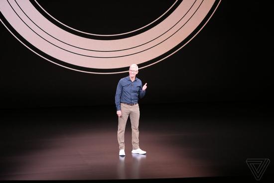 库克:苹果专卖店每年接待超5亿访客