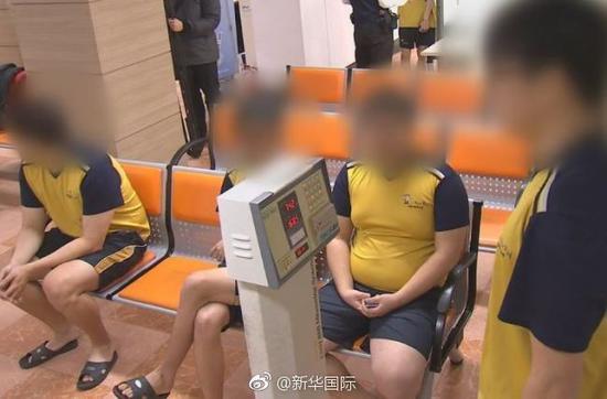 韩国大学生为逃兵役狂吃汉堡 半年增重60斤