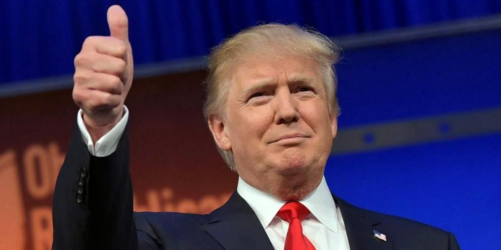 特朗普签署行政令制裁外国干涉美国选举
