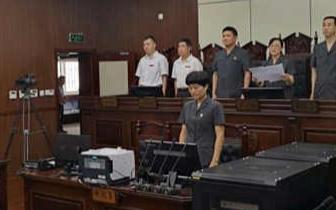 """""""青岛大屠杀""""案4名被告人被判处死刑:强奸被害人后,被害人被杀害"""