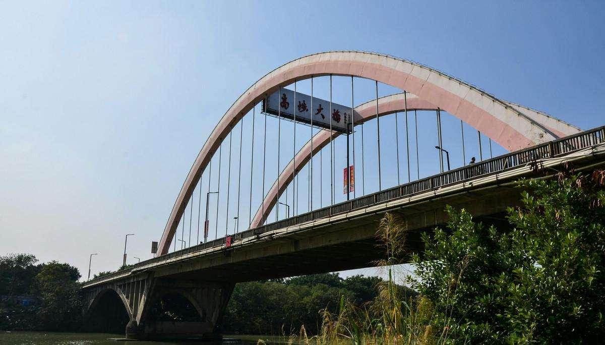 """高埗大桥:""""要致富先修路""""从这里响彻全国"""