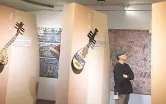 敦煌文化艺术展在台举办