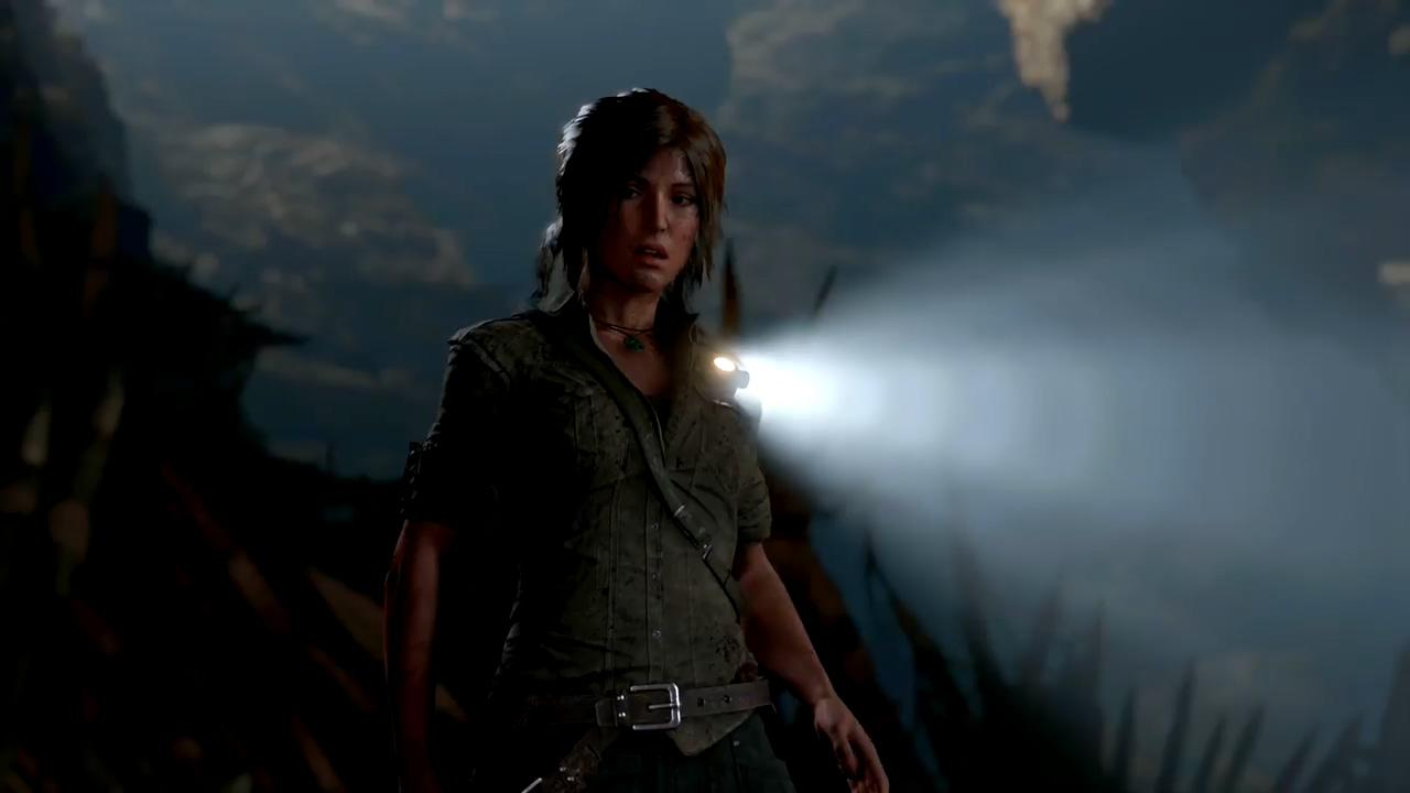 《古墓丽影:暗影》最新中文预告 劳拉上天入地探险解谜