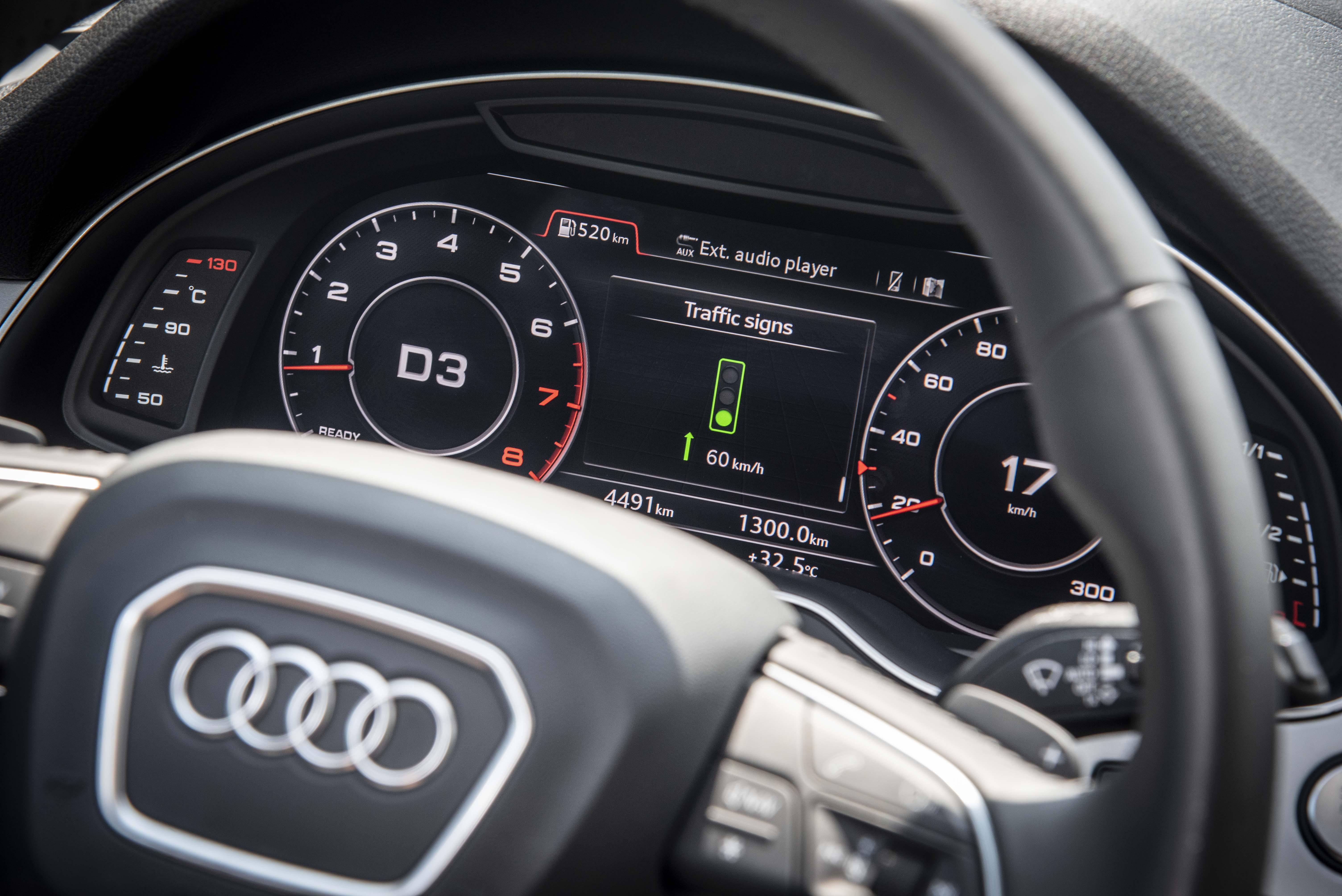 奥迪获无锡自动驾驶测试牌照 将增设研发测试中心