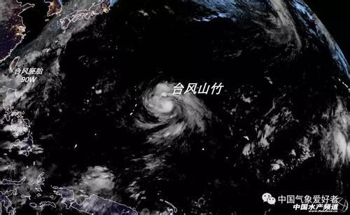 """""""山竹""""""""百里嘉""""双台风来袭 云南紧急启动台风防御"""
