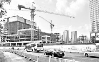 福州火车站南广场 公交首末站将于年底投用