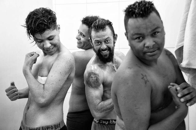 世界首支变性人球队:我们时刻担心被强暴和殴打