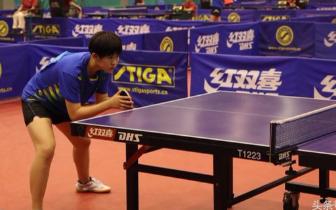 石家庄市揽获青少年组乒乓球赛六成多金牌