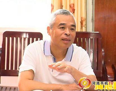 河池市长唐云舒到东兰开展接访约访活动
