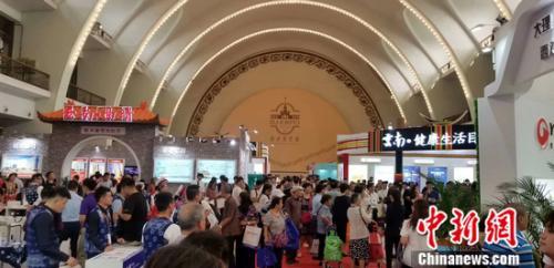 2018北京秋季房展13日开幕 云南近40个楼盘参展
