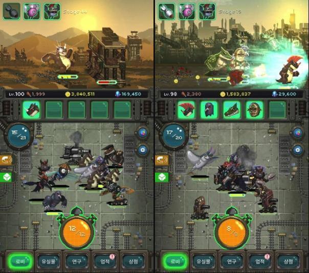 怀旧风RPG《世界怪兽战争》今日起全球双平台同步推出