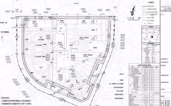 龙岩市曹溪月山小学规划总平图拟调整公示