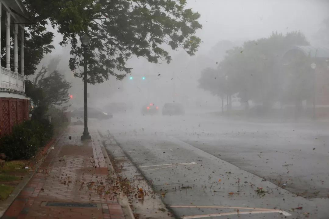 这个周末九大飓风台风袭击两大洋 专家都没见过