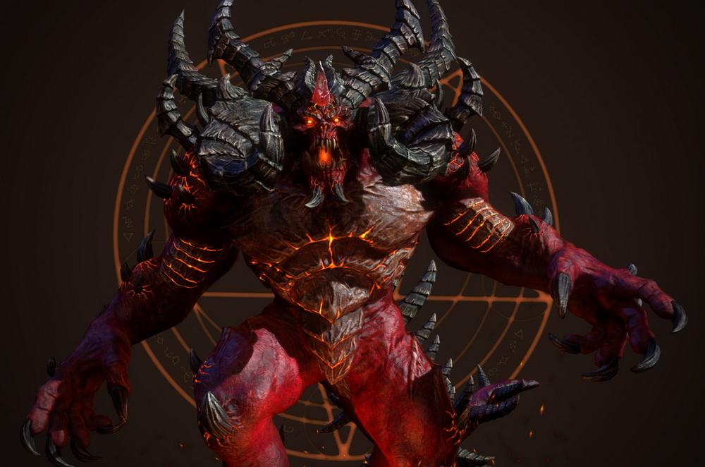 暗黑编年史(三):赫拉迪姆追猎三魔神