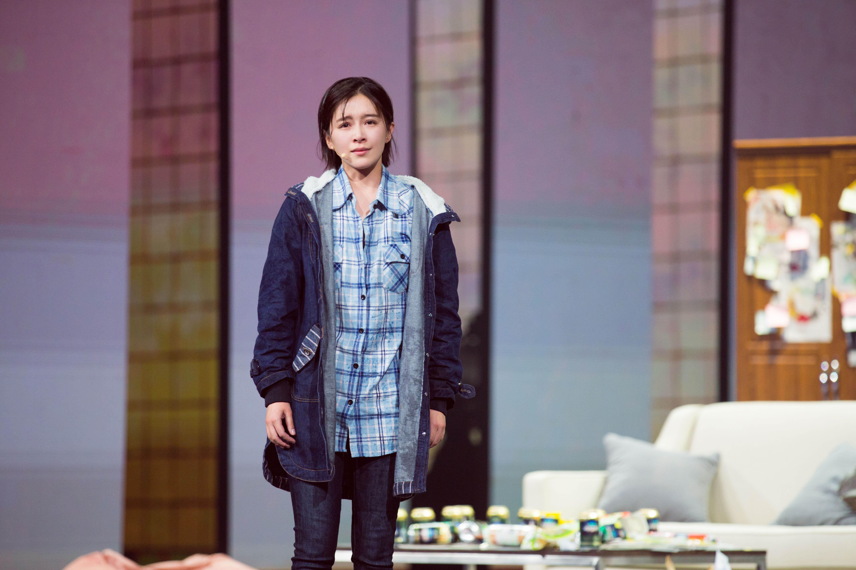 阚清子《我就是演员》回归舞台为演员身份正名