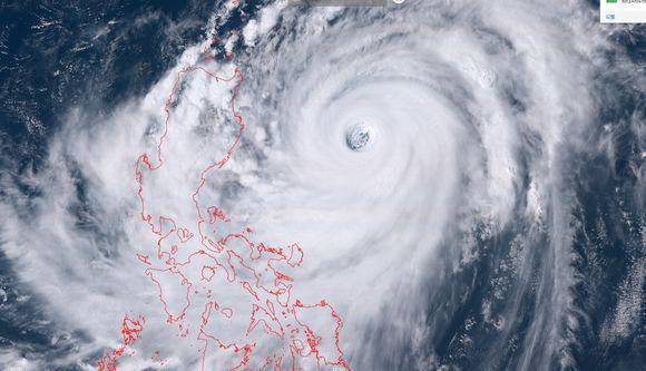 """超强台风""""山竹""""周末来袭 多地机场将受严重影响"""
