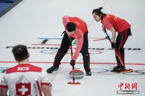 惨!冰壶世界杯中国男队3:7负挪威 遭对手双杀