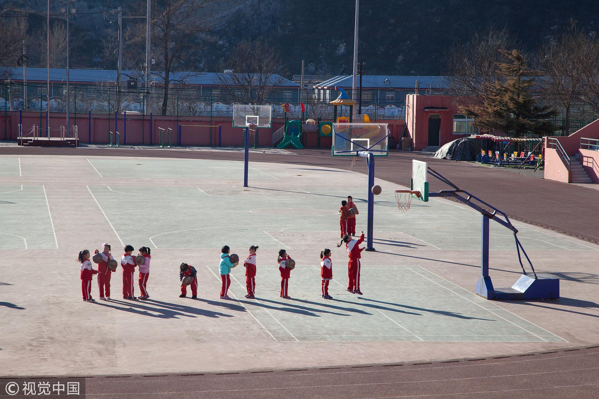 中国的体育课,为什么不行