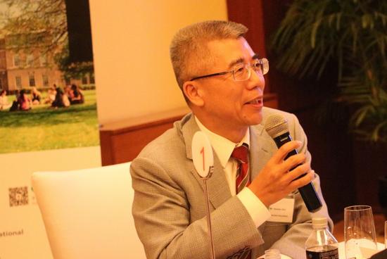 金吉列留学董事长朱燕民:留学机构要有底线和强烈的责任心