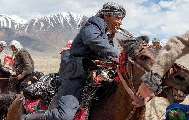 世界屋脊的游牧民族:一半族人吸食鸦片