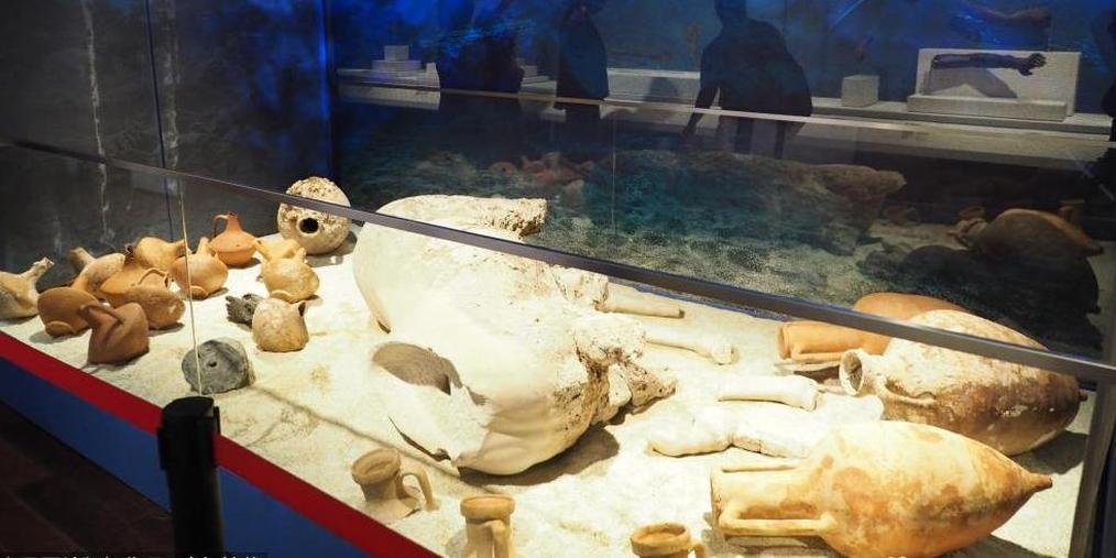 古希腊350件海底遗珍亮相故宫