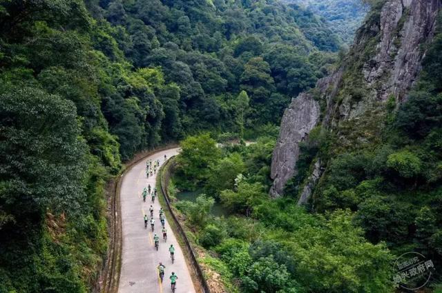 骑行中国最美小城,赏九龄故里·百里画廊美景