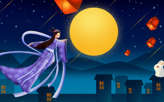 桂林滨北惊现神秘超级月亮 到底隐藏了什么秘密?