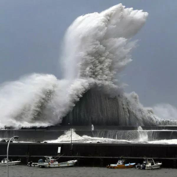 飓风弗洛伦斯台风山竹  中美两国同时迎大考验