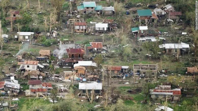 """最强台风""""山竹""""究竟有多强?看看菲律宾就知道了"""